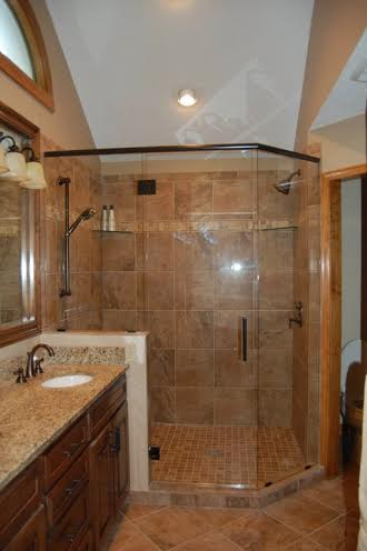Kansas City Shower Door Cleaning